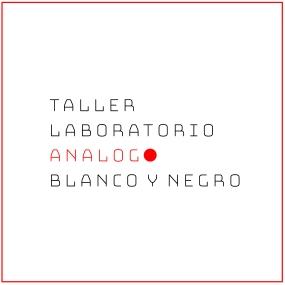 Taller Laboratorio Análogo blanco y negro
